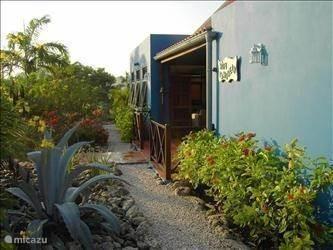Vacation rental Curaçao, Banda Ariba (East), Spaanse Water Holiday house Hofi Tamarein