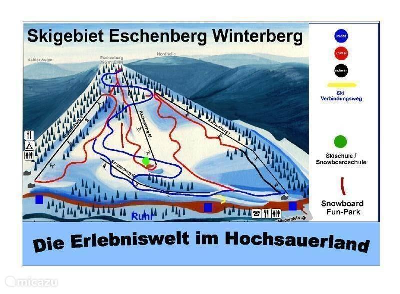 Skigebied Niedersfeld