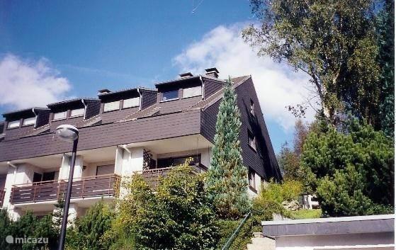 Vacation rental Germany, Sauerland, Niedersfeld - Winterberg - apartment Haus am Bergelchen