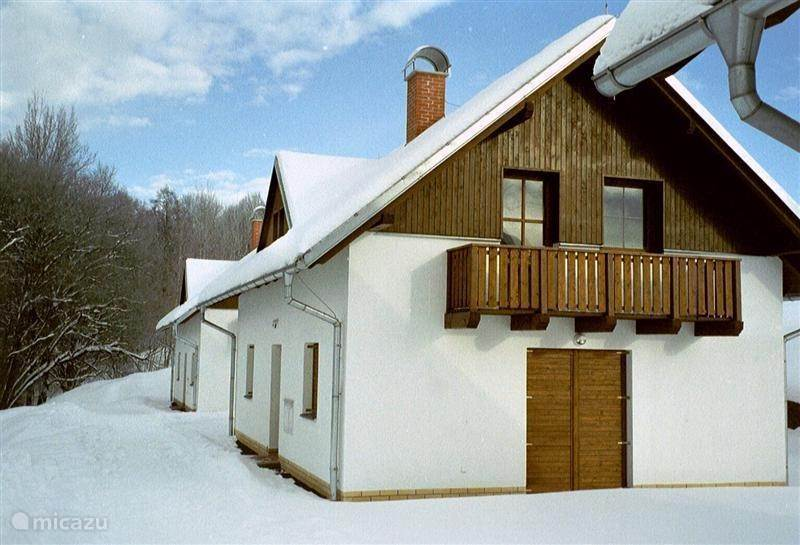 Vacation rental Czech Republic, Giant Mountains, Javornik-Rudnik holiday house Vakantiewoning Belvedere