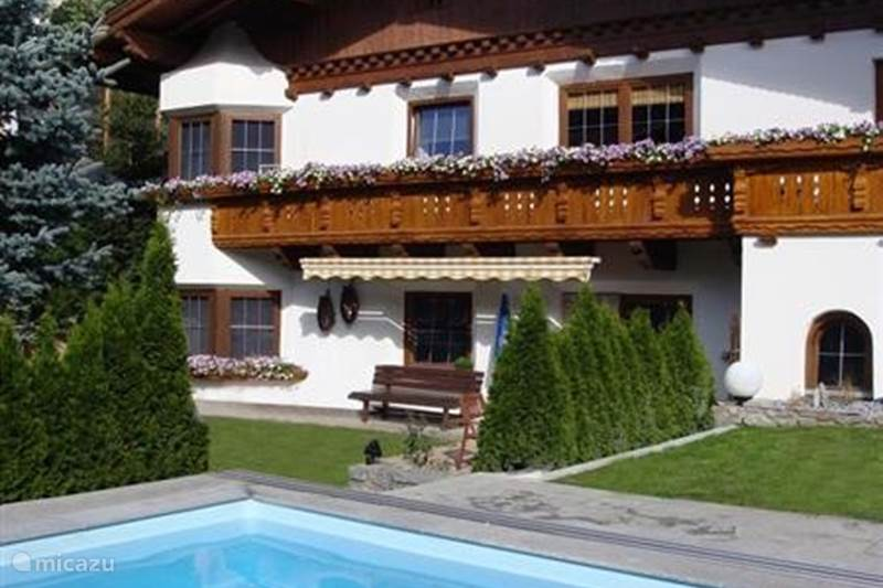 Vacation rental Austria, Tyrol, Ried Holiday house Apart Via Claudia Augusta