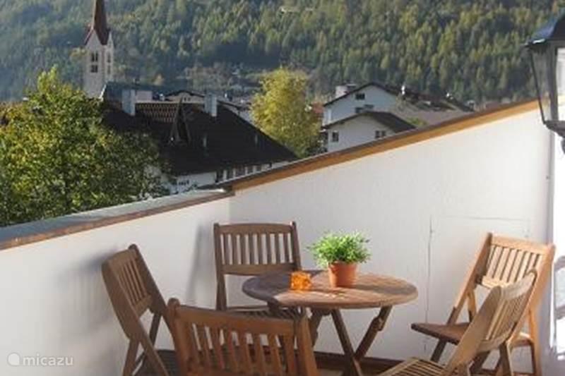 Vakantiehuis Oostenrijk, Tirol, Ried im Oberinntal Vakantiehuis Apart Via Claudia Augusta (5 app.)