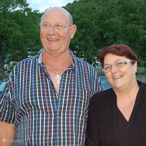 Jaap en Tinie Buijs