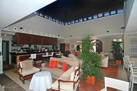 Restaurant met mooi terras en Wifi