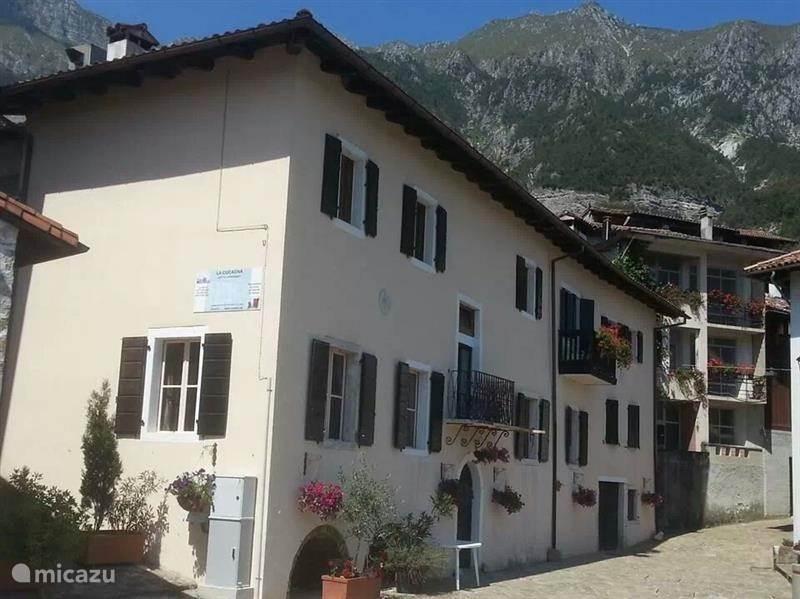 Vacation rental Italy, Friuli-Venezia Giulia – apartment La Cucagna 2-persoonsappartement