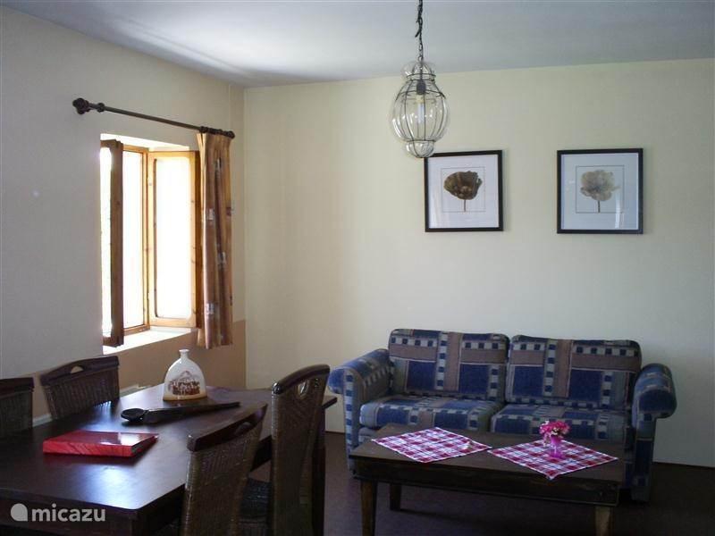 Vacation rental Italy, Friuli-Venezia Giulia, Poffabro Apartment La Cucagna 2-persoonsappartement