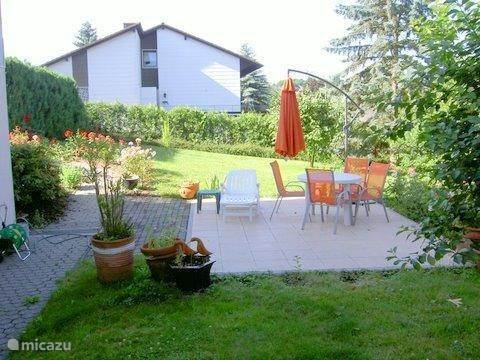 Vacation rental Germany – holiday house Zur Tulpe