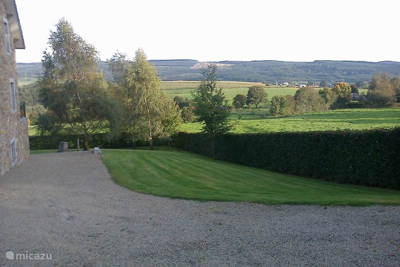 Vacation rental Belgium, Ardennes, Chevron Holiday house Belle-Vue