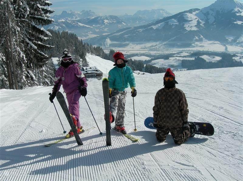 Vakantiehuis Oostenrijk, Tirol, Going am Wilden Kaiser Appartement Forellenhof