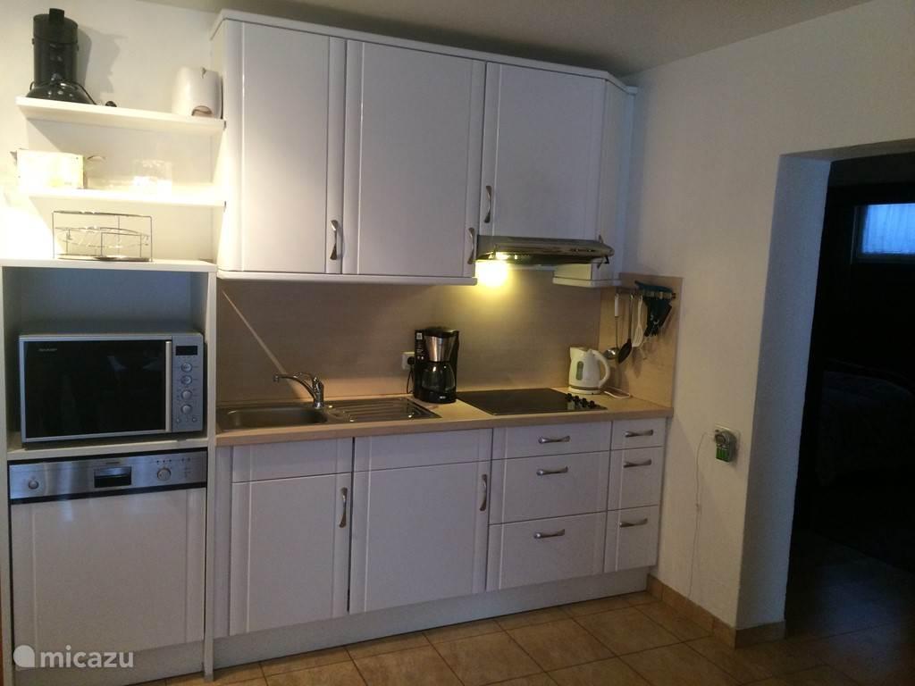 Senseo kitchen / Dishwasher / Fridge / Microwave