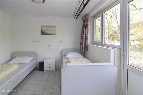 Slaapkamer op begane grond
