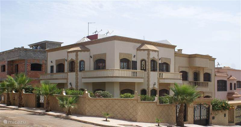 Villa Yasmine - de omgeving