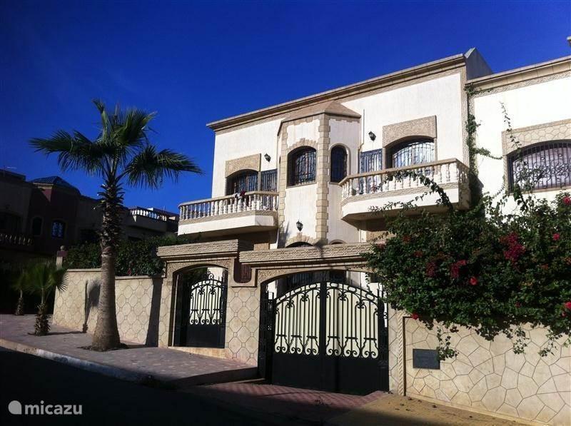 Vakantiehuis Marokko, Atlantische Kust, Rabat Villa Villa Yasmine