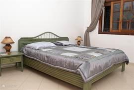 slaapkamer 2, begane grond (voorzien van air-conditioning)