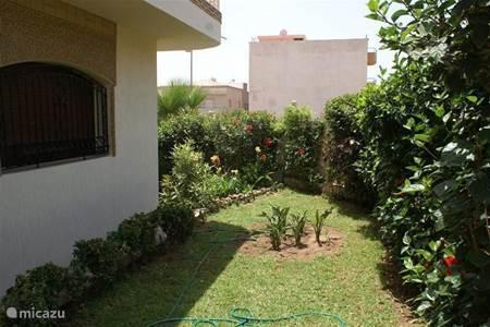 Vakantiehuis marokko huren vakantiewoningen in marokko - Tuin marokkaans terras ...