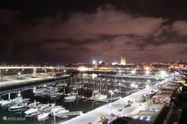 Salé Marina, ofterwijl de jachthaven van Salé