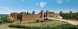 Chellah, een in Rabat gelegen monument met resten van een Romeinse nederzetting