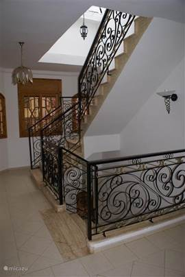 trappenhuis 1e verdieping