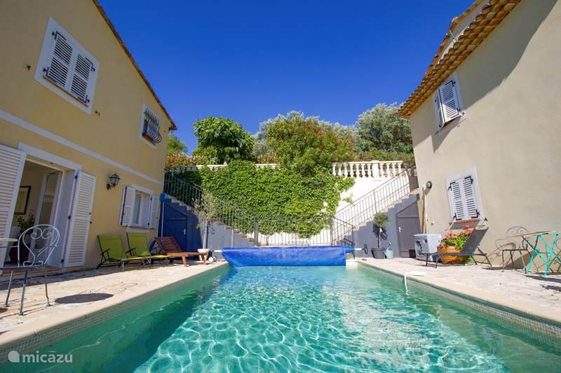 Vakantiehuis Frankrijk, Var, Montauroux Appartement L'Amuse du Paradis: L'Heure Bleue