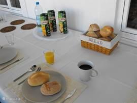 Ontbijt!