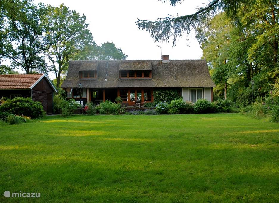 Vacation rental Netherlands, Drenthe, Schipborg holiday house De Lariks