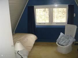 nog een slaapkamer boven