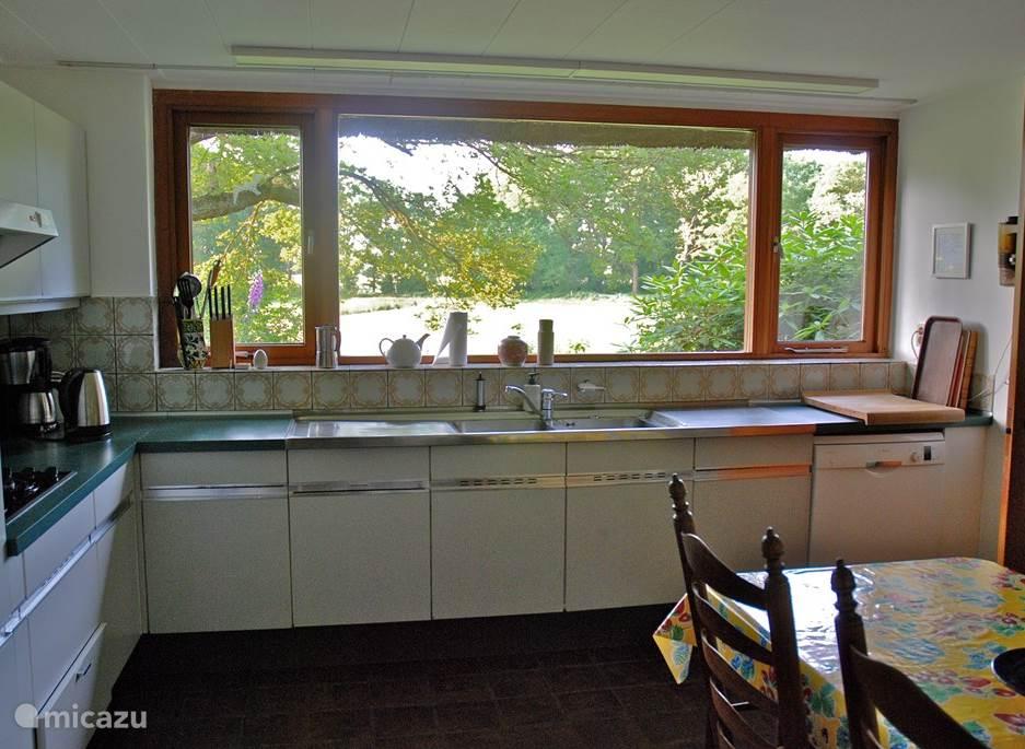 Keuken, modern in 1970