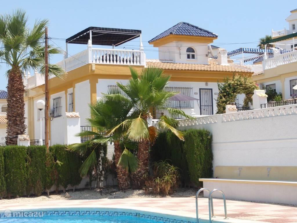 Vakantiehuis Spanje, Costa Blanca, Rojales Vakantiehuis La Suerte