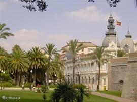 Cartagena, mooi havenstadje met ook veel leuke winkels...