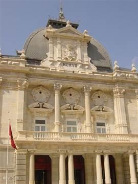 Cartagena architectuur