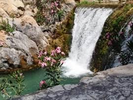Watervallen van Algar....goed te combineren met een bezoek aan Guadalest.....