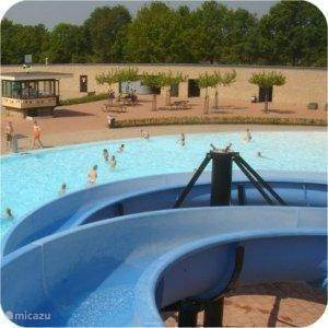 Openlucht zwembad
