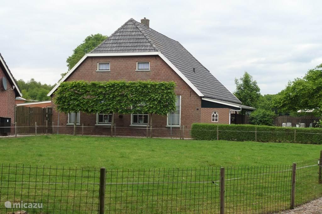Vakantiehuis Nederland, Gelderland, Rekken Boerderij `t Heideveld