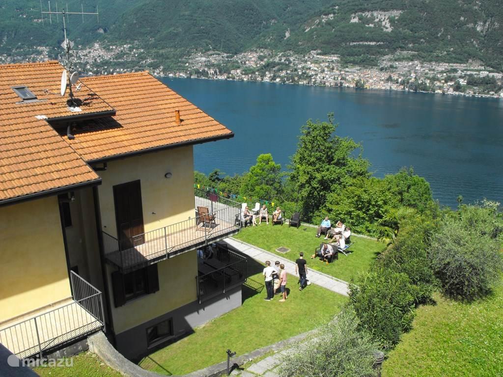 Het huis met uitzicht