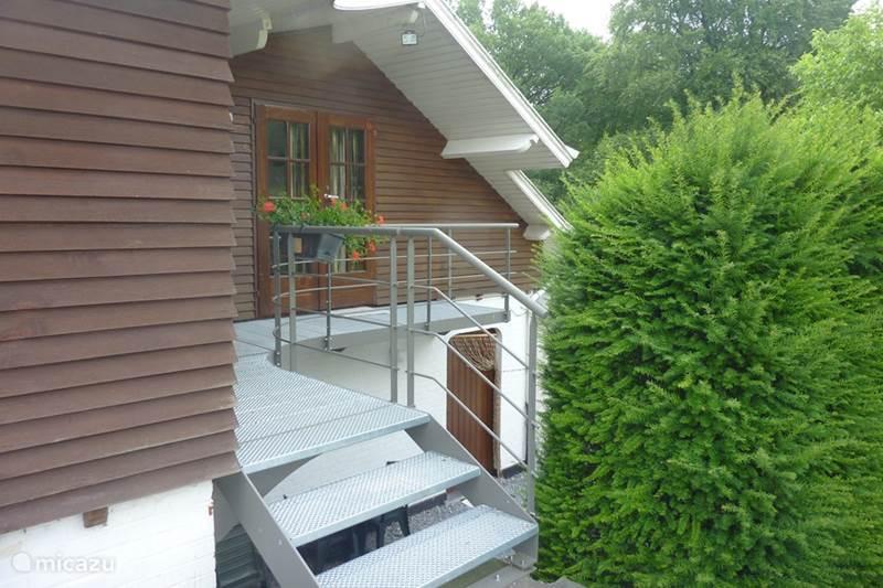 Vacation rental Belgium, Ardennes, Barvaux  Gîte / Cottage Domaine Ecureuil Six