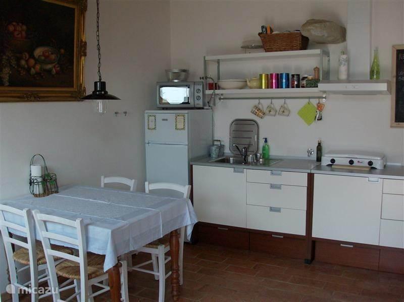 Vakantiehuis Italië, Toscane, Vinci Appartement Podere le Tortore