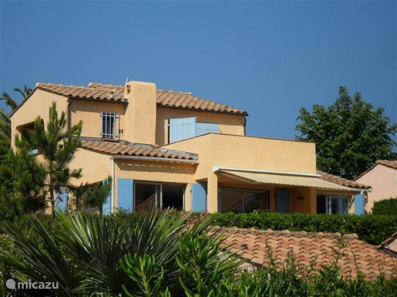 Vacation rental France, French Riviera, Théoule-sur-Mer holiday house Villa Panoramer
