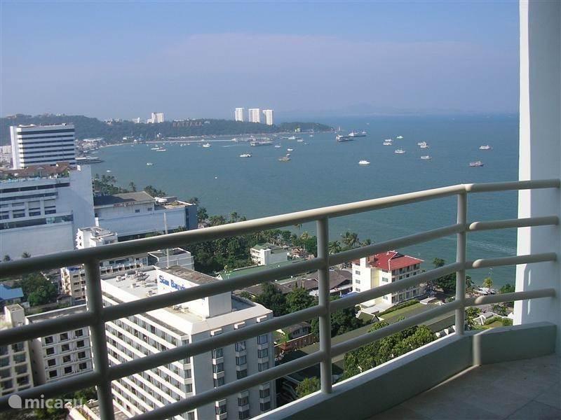 Vakantiehuis Thailand, Oostelijke Golfkust – studio Pattaya Appartement