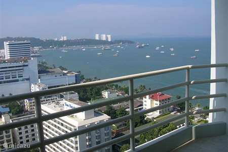 Vacation rental Thailand – studio pattaya apartement