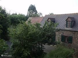 Vrij staande vakantiewoning De Jaudy met een omheinde tuin met veel prive.