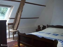 slaapkamer1 met 2 pers.bed. slaapkamer2 met 2 eenpers.bed. slaapkamer3 met 2 pers.bed.