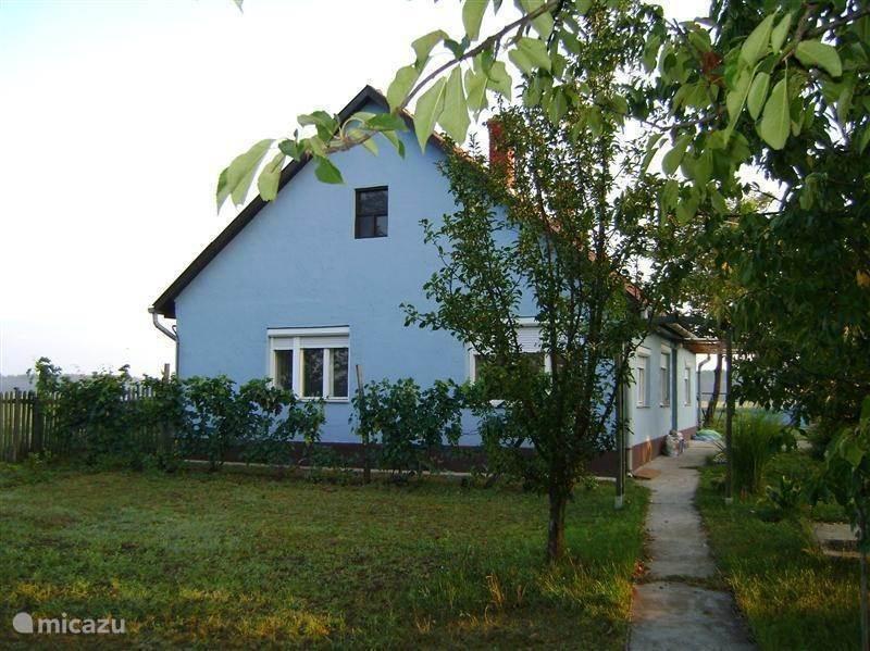 Vacation rental Hungary, Gyor-Moson-Sopron, Jászszentandrás - holiday house Tanya Kertész ut