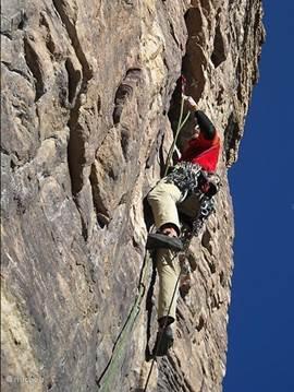 Matra climbing