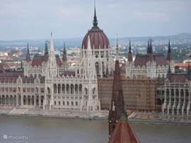 Het Parlement Budapest