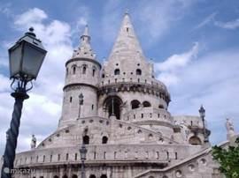 Vissersbastillion Budapest