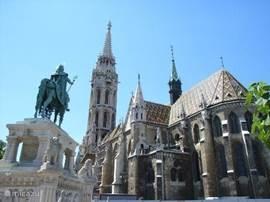 matthiaskerk Budapest