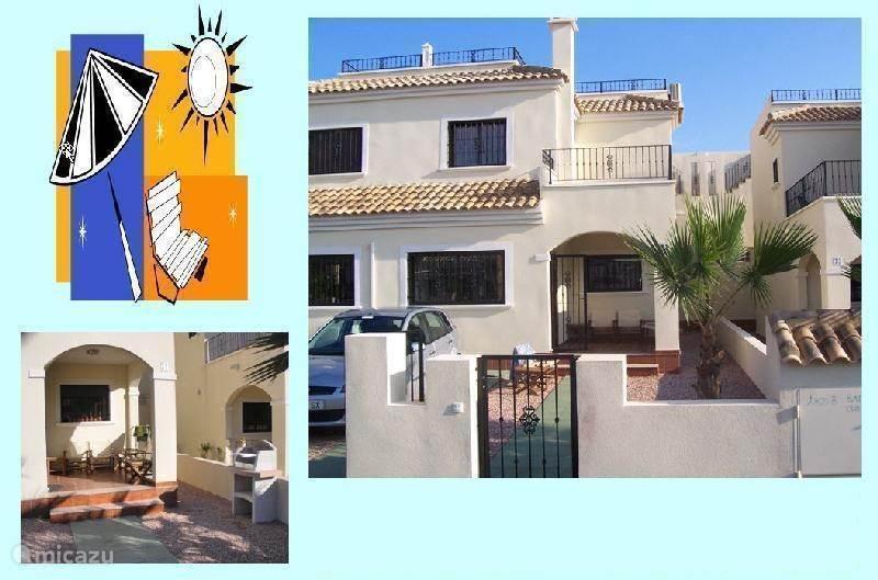 Vacation rental Spain, Costa Blanca, Torrevieja holiday house Casa Kimmi