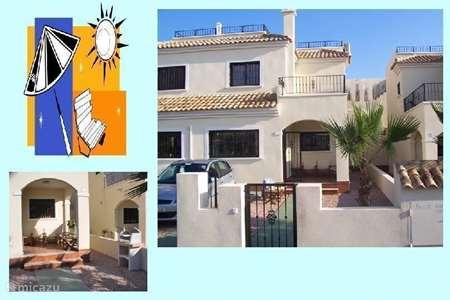 Vakantiehuis Spanje, Costa Blanca, Torrevieja - vakantiehuis Casa Kimmi