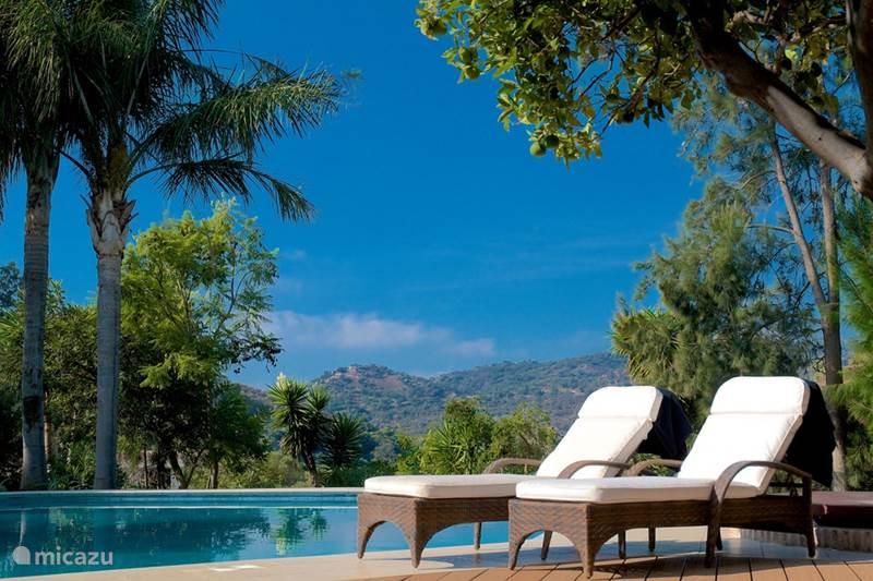 Vakantiehuis Spanje, Andalusië, Casares Villa Villa Bermeja