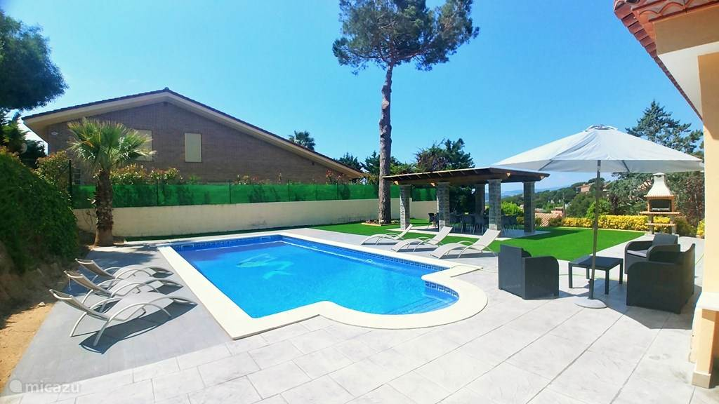 Vakantiehuis Spanje, Costa Brava, Lloret de Mar Villa Villa Paris